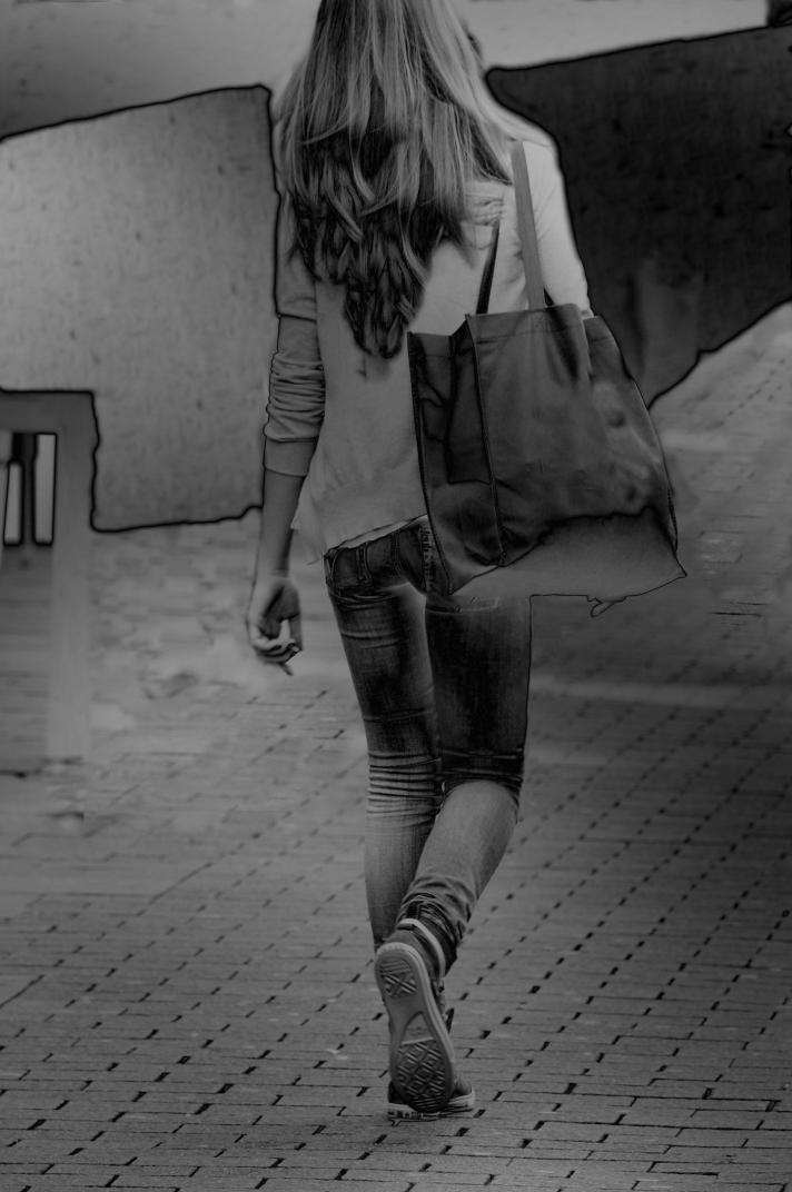 bagg jeans hintern Mies-Vandenbergh-Fotografie