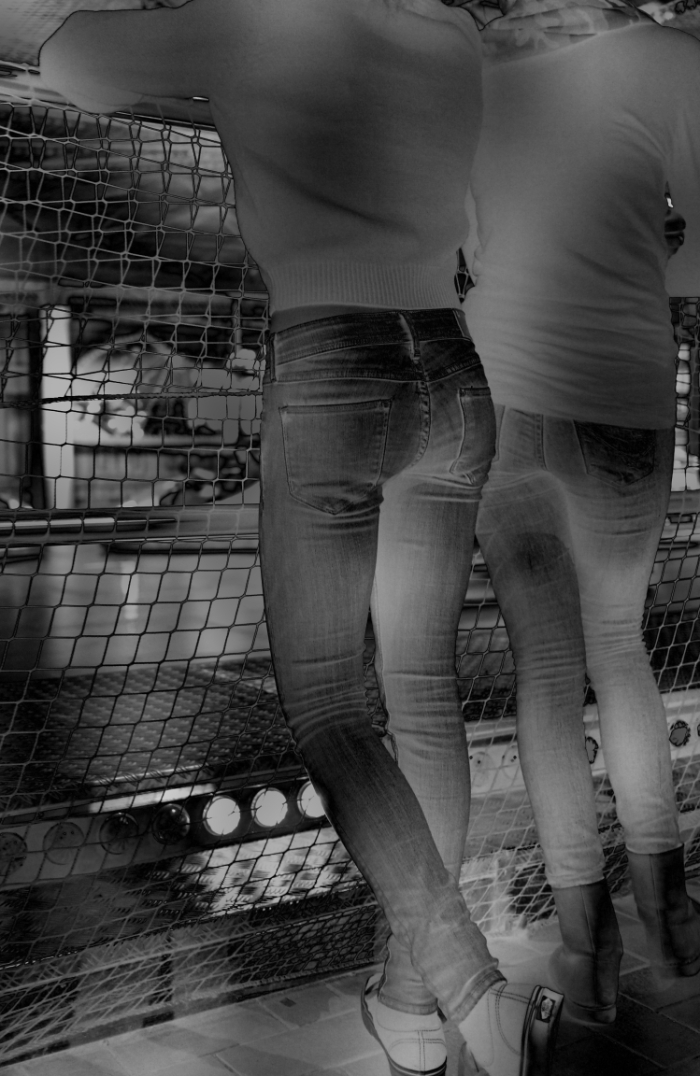 Mies Vandenbergh Fotografie afi2 Jeans hintern
