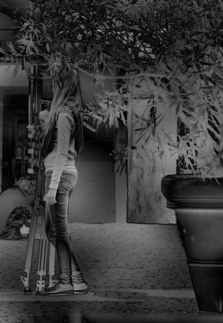 oleand jeans hintern Mies Vandenbergh Fotografie