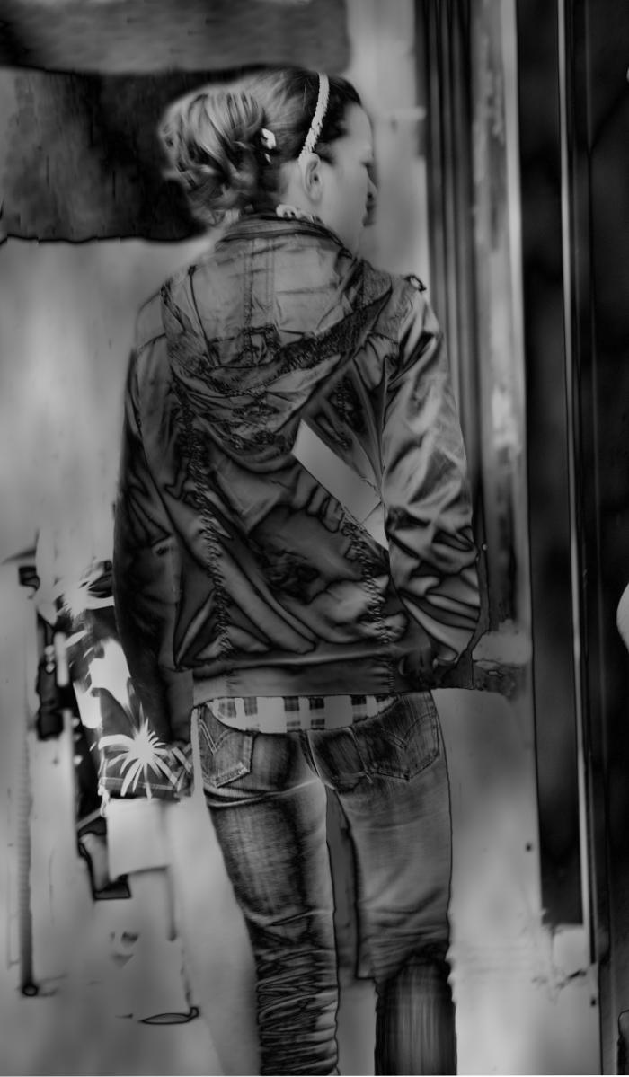 raico jeans hintern Mies Vandenbergh Fotografie