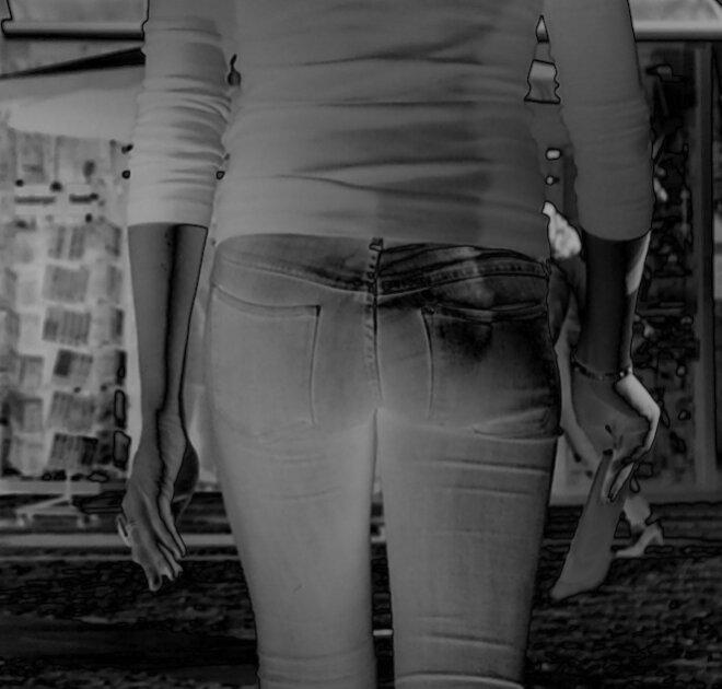zet jeans hintern Mies-Vandenbergh-Fotografie
