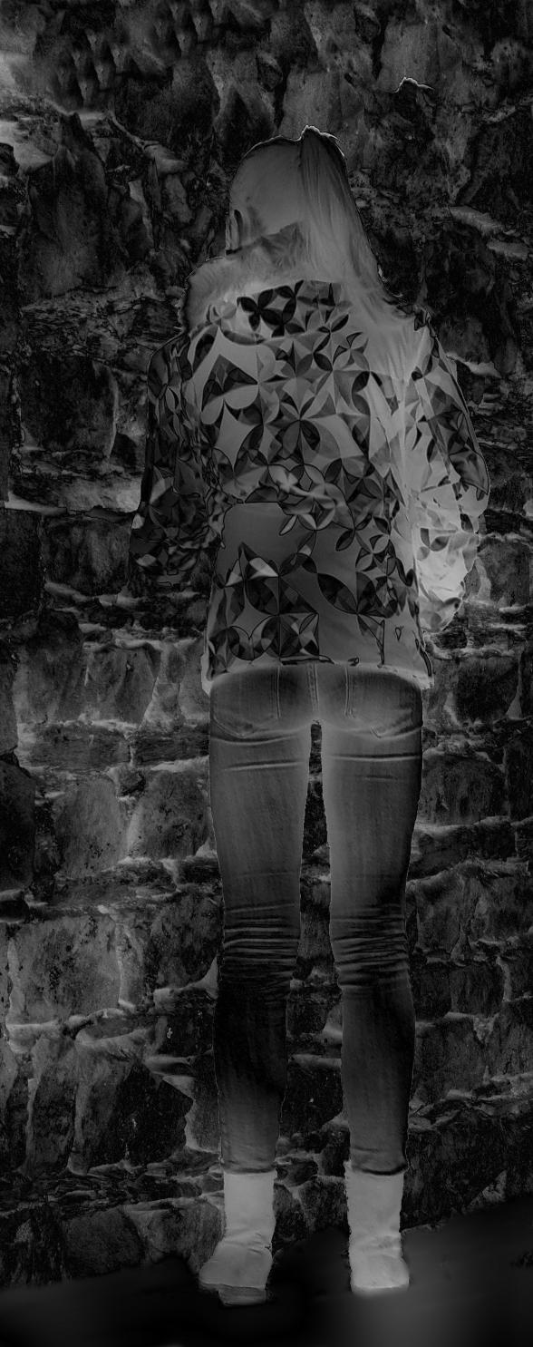 asba43 jeans hintern