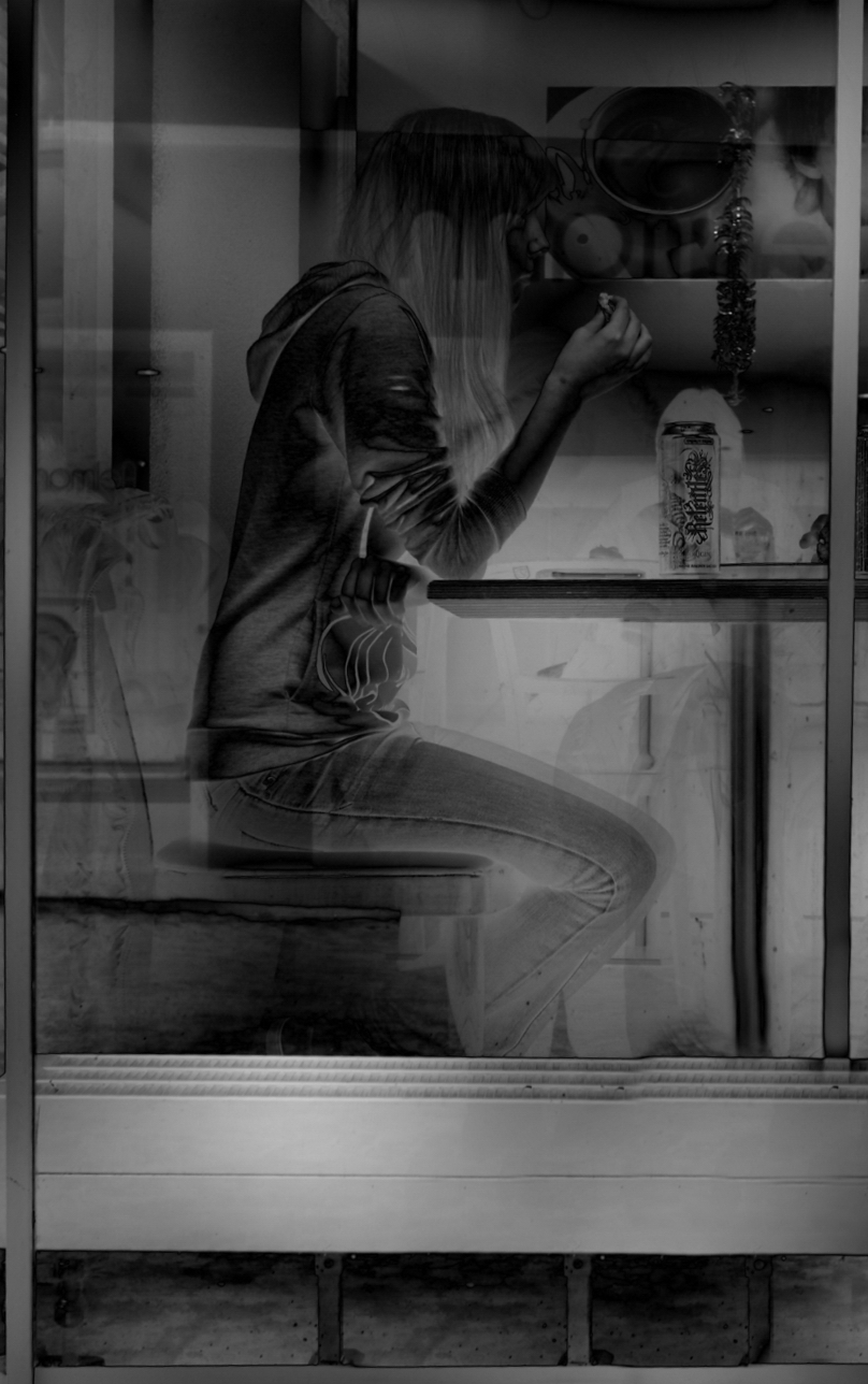 spica jeans hintern Mies Vandenbergh Fotografie