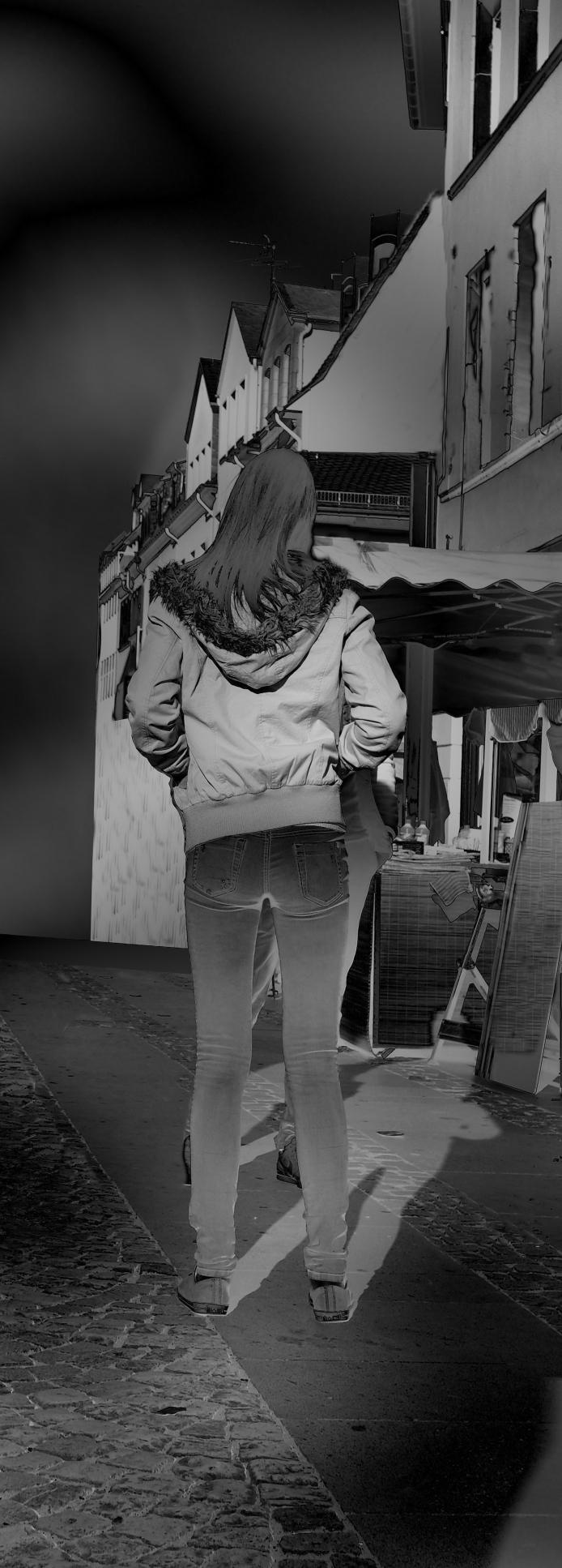 horiz jeans hintern Mies Vandenbergh Fotografie