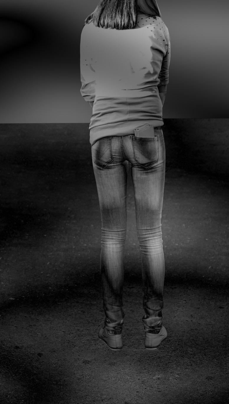 karto jeans hintern Mies Vandenbergh Fotografie