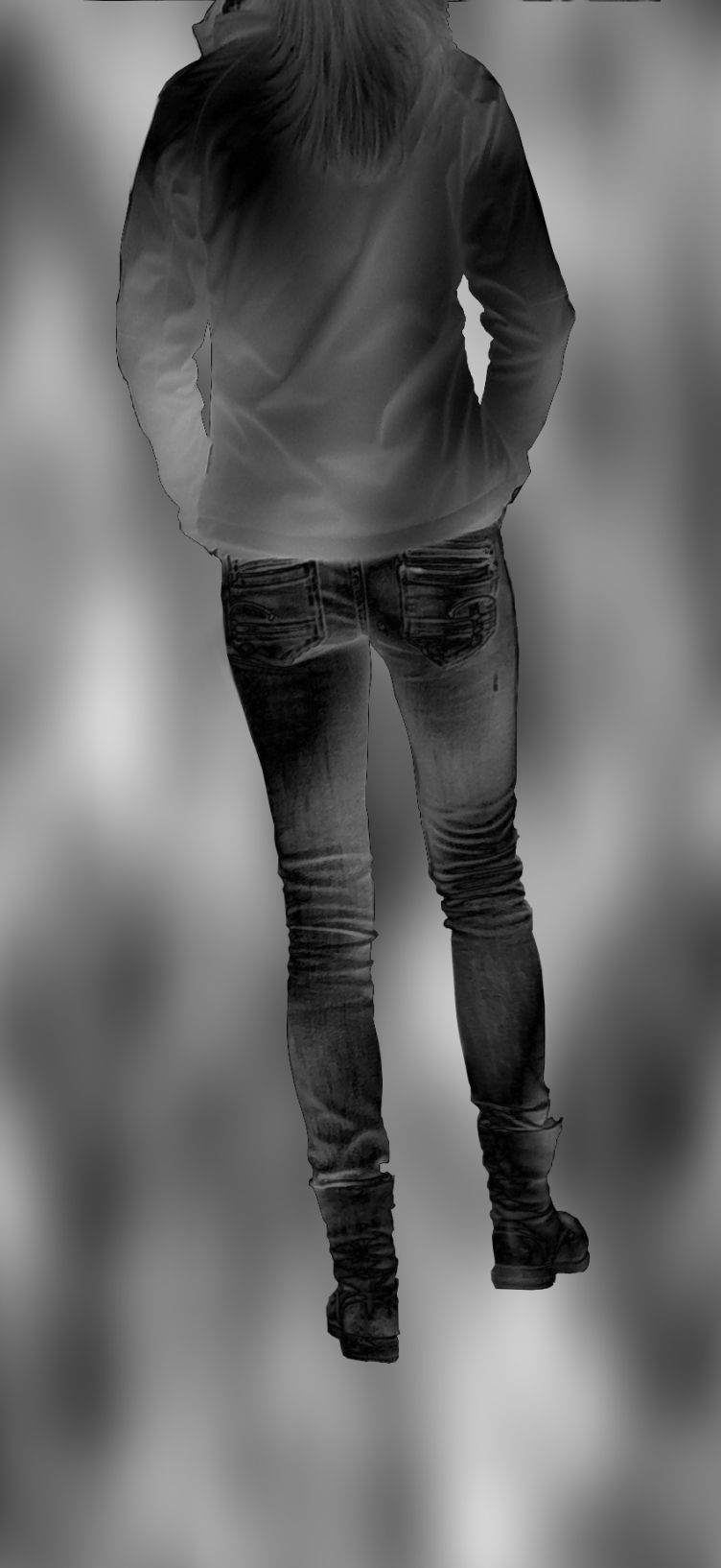 moth jeans hintern Mies Vandenbergh Fotografie