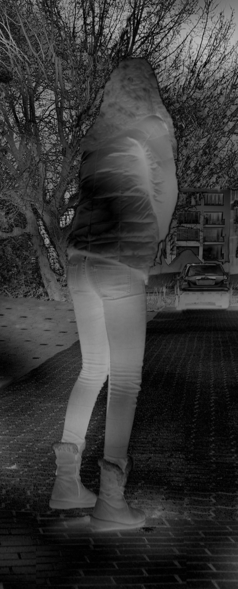 retur jeans hintern Mies Vandenbergh Fotografie