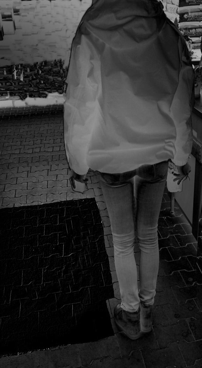 fris jeans hintern Mies Vandenbergh Fotografie