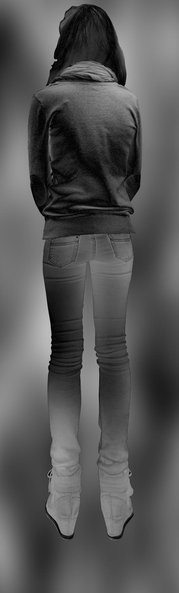 traff jeans hintern  -  Mies-Vandenbergh-Fotografie