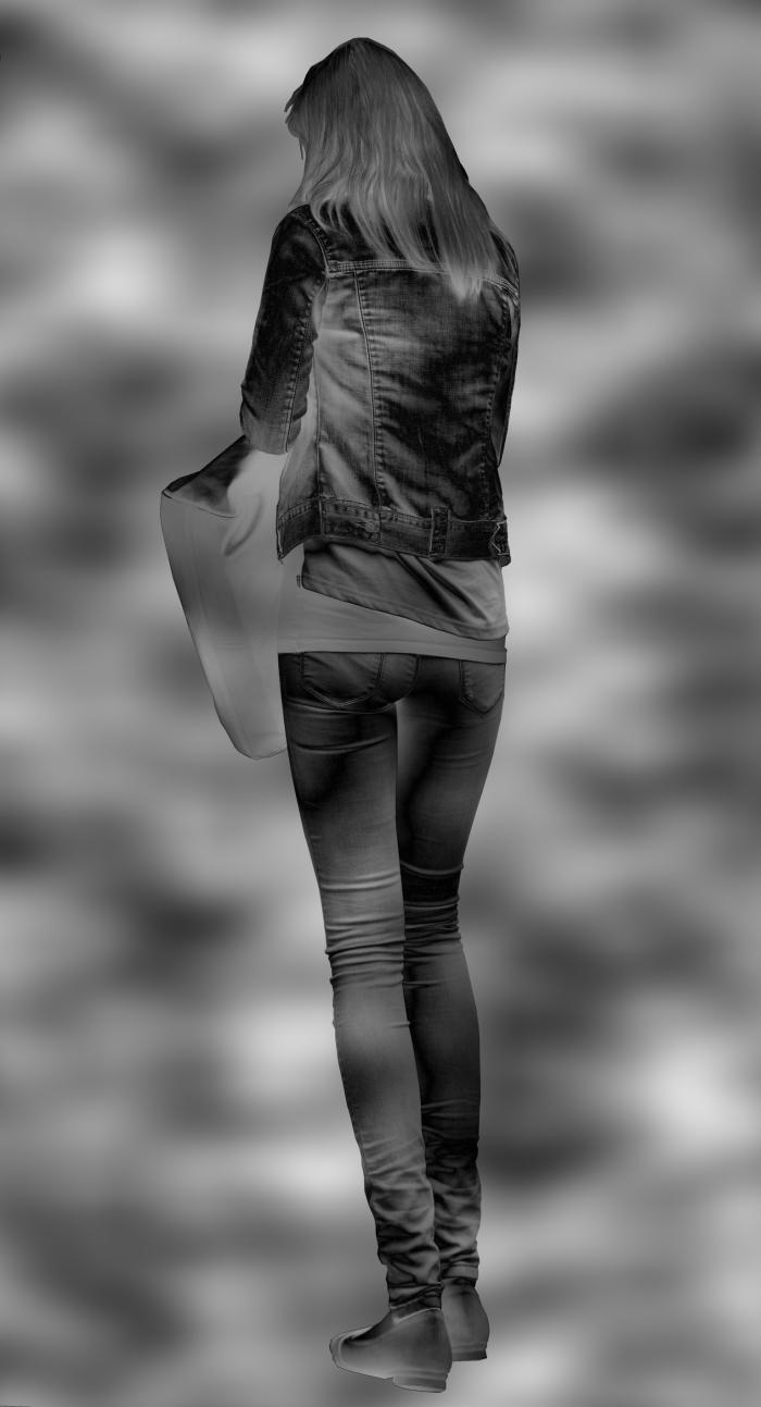 gresore jeans hintern  Mies-Vandenbergh-Fotografie