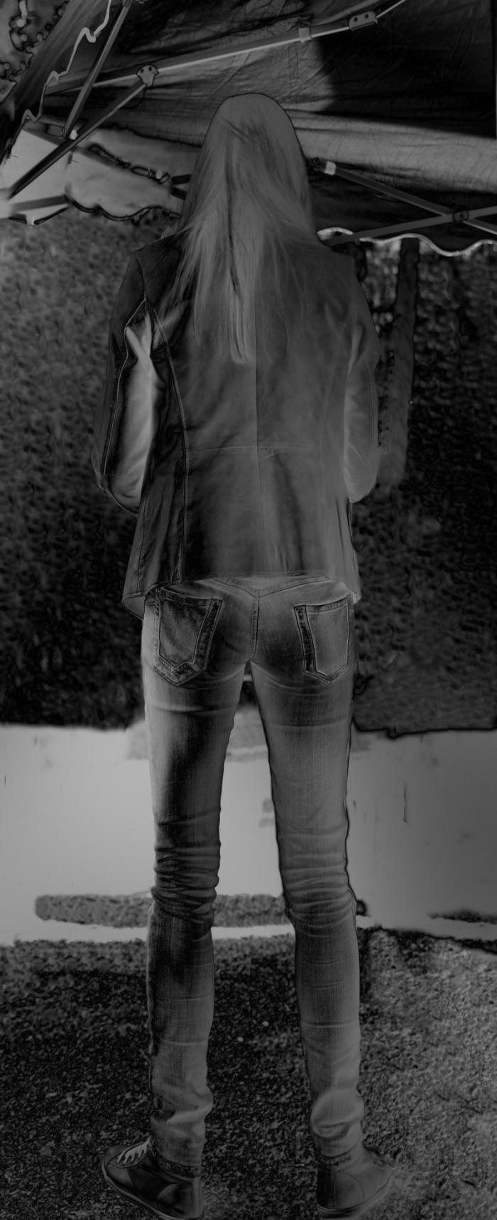 maka jeans hintern  Mies-Vandenbergh-Fotografie