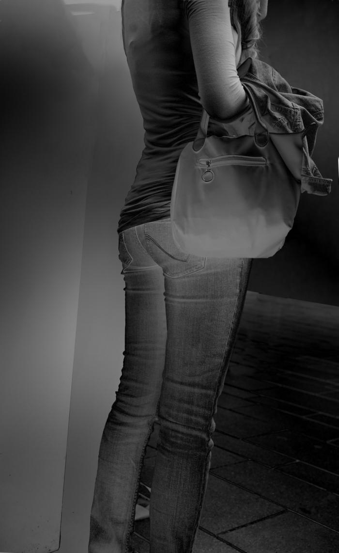 gru jeans hintern   mies vandenbergh fotografie