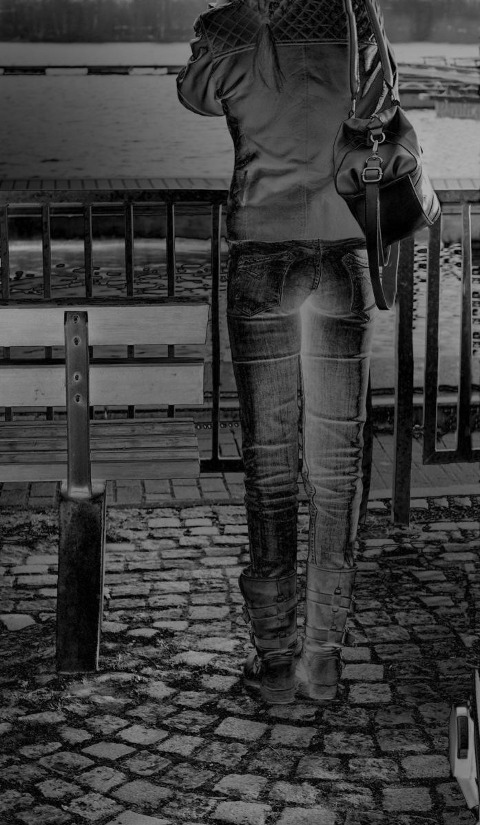 Mies Vandenbergh Fotografie use jeans hintern