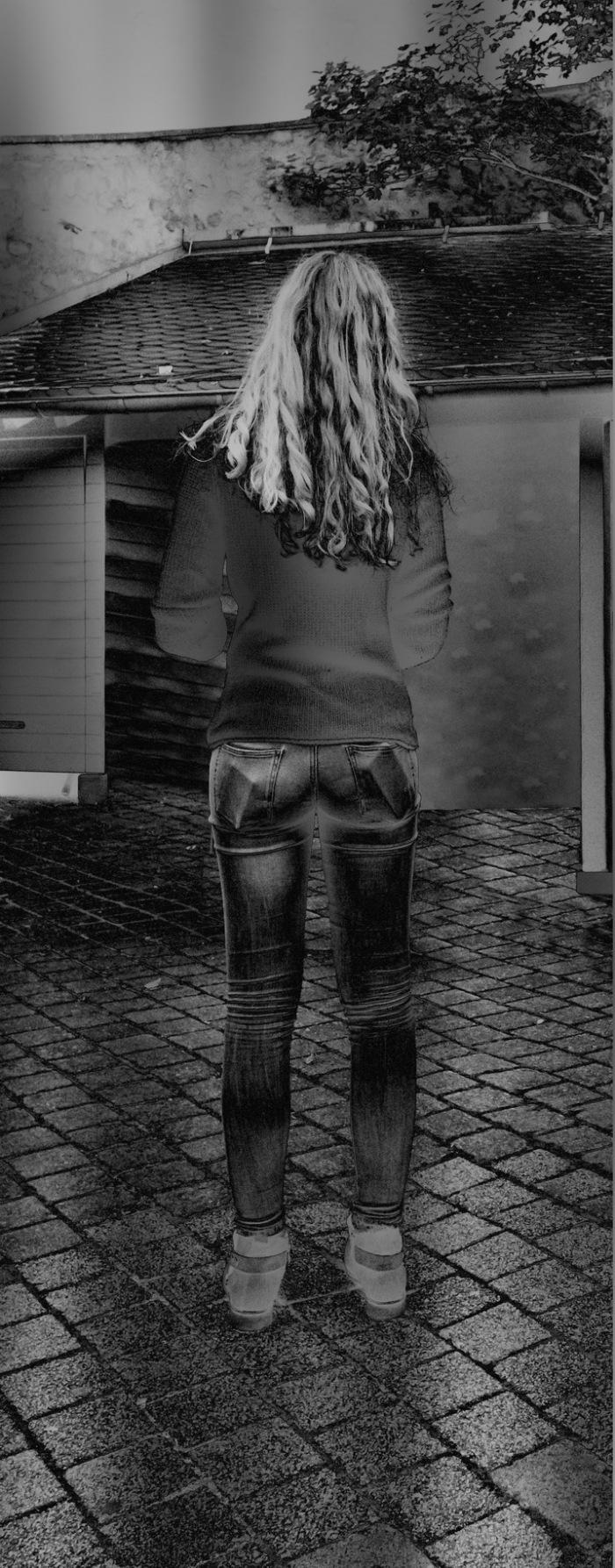 jeanspo naj jeans hintern fotograf