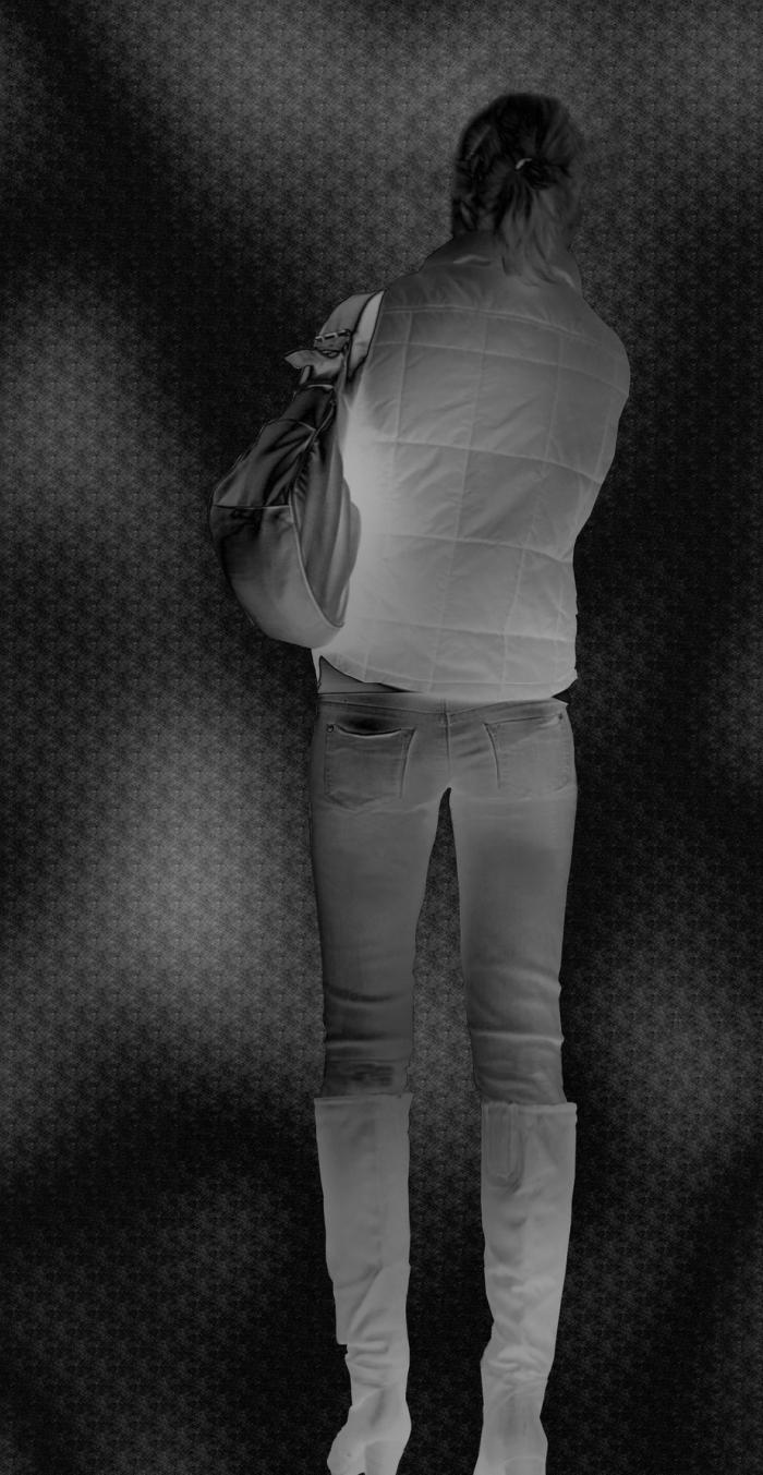 mewo jeans hintern