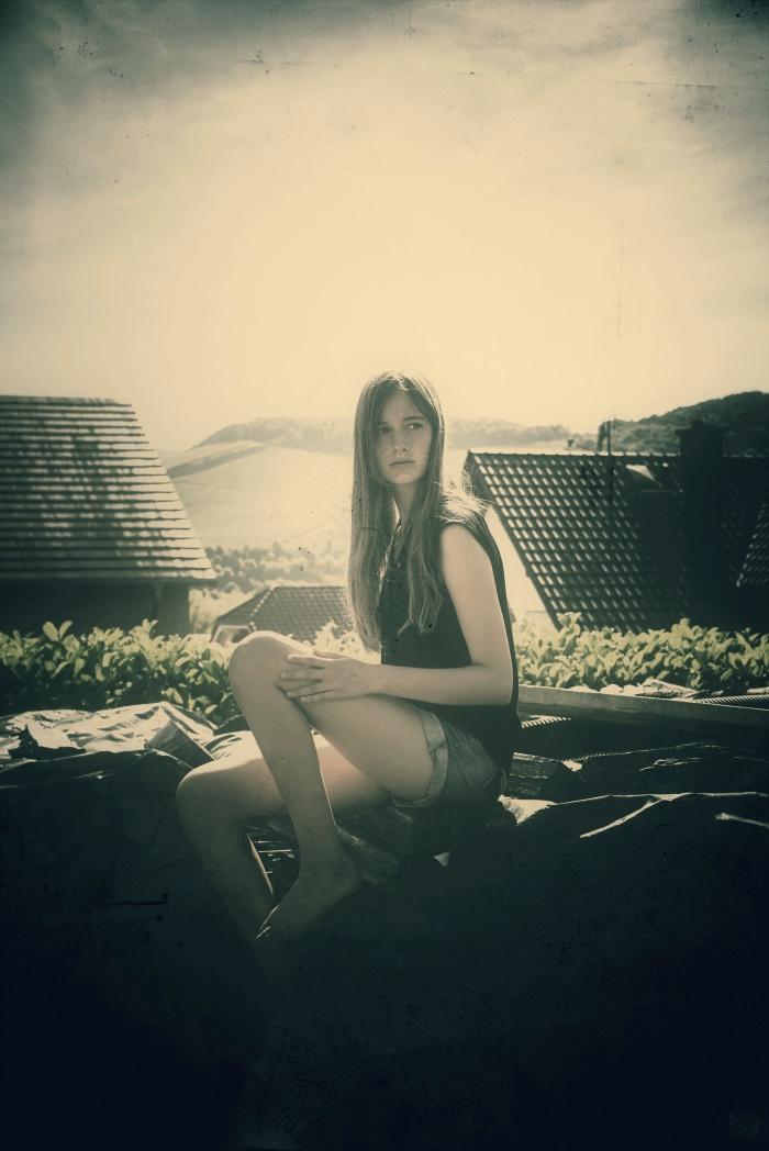 Fotoshooting Eifel Modelscout Portrait