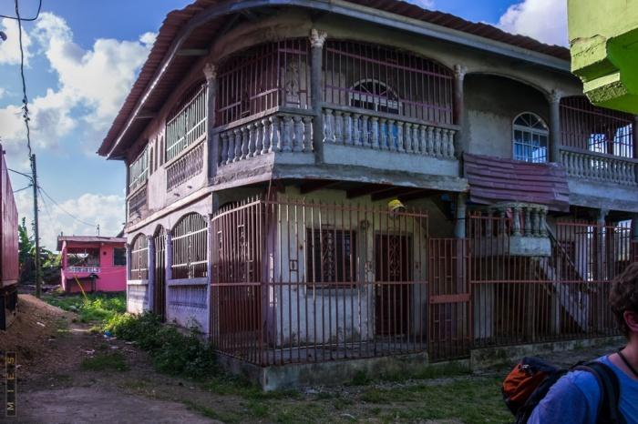 Fotografie Haus Panama Portobelo