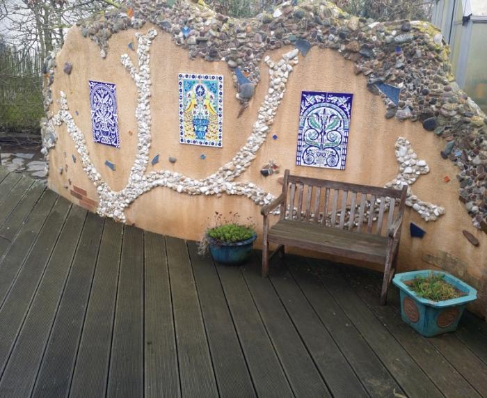 Garten Mauer Koblenz
